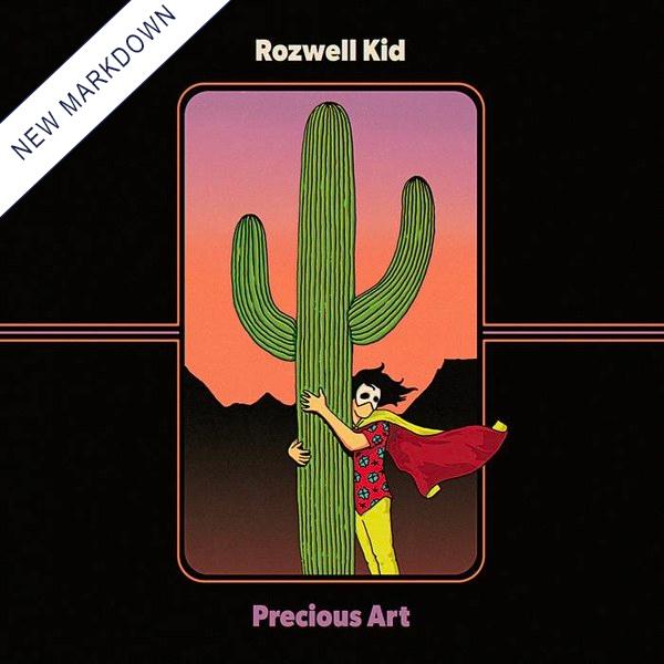 Rozwell Kid - Precious Art LP *Markdown*
