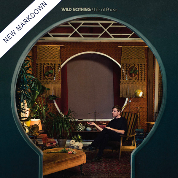 Wild Nothing - Life of Pause LP *Markdown*