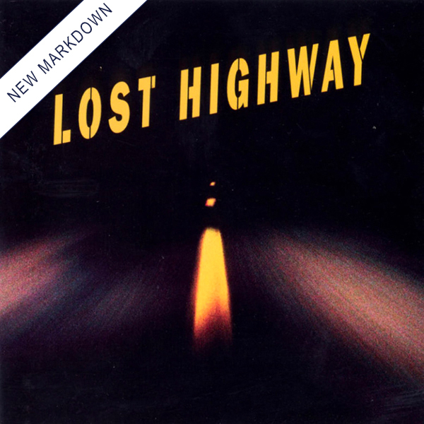 Lost Highway - Original Motion Picture Soundtrack 2xLP *Markdown*