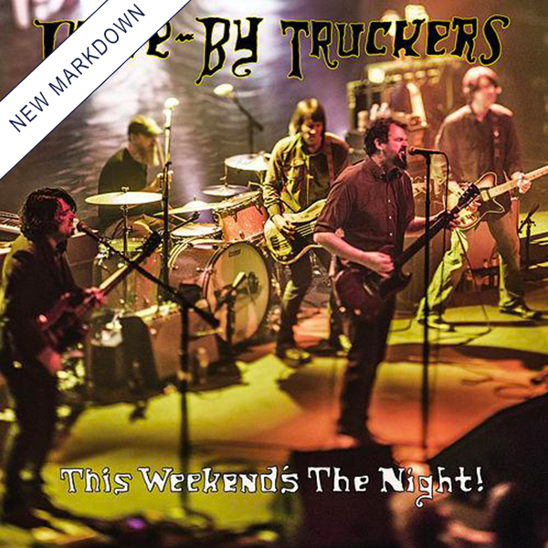 Drive-By Truckers - This Weekend's The Night! 2xLP *Markdown*