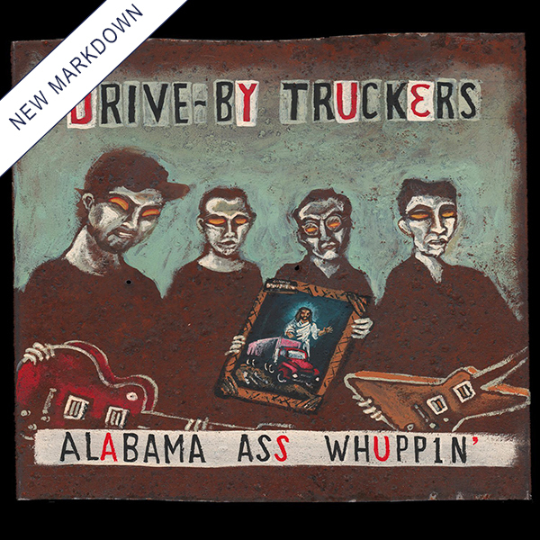 Drive-By Truckers - Alabama Ass Whuppin' 2xLP *Markdown*