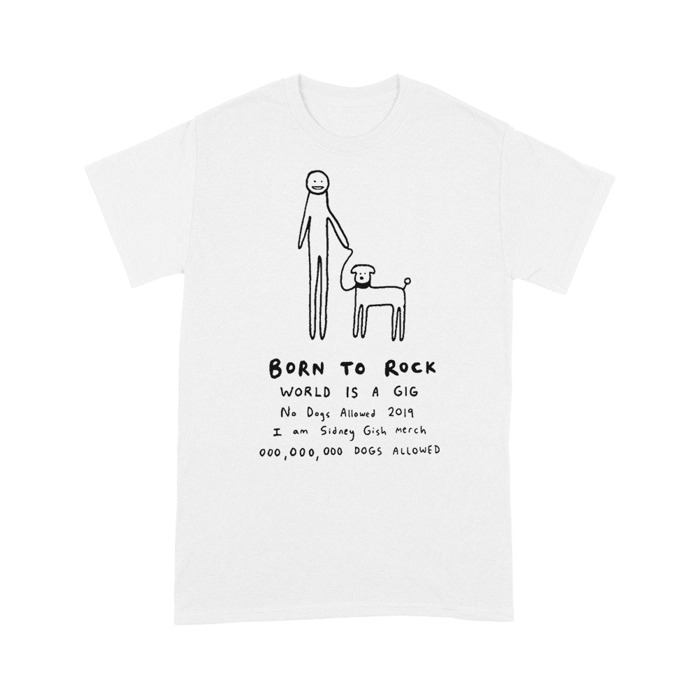 Born To Rock Tee