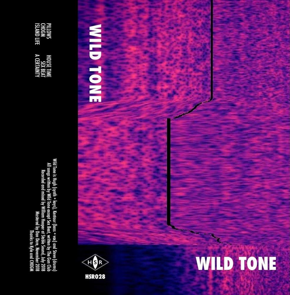 WILD TONE - S/T CS