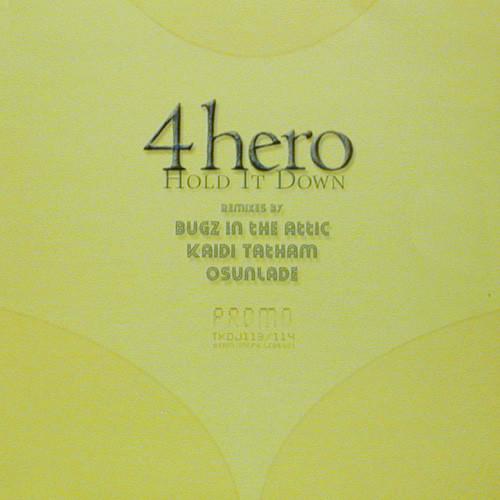 4 Hero – Hold It Down Remixes 2 x 12