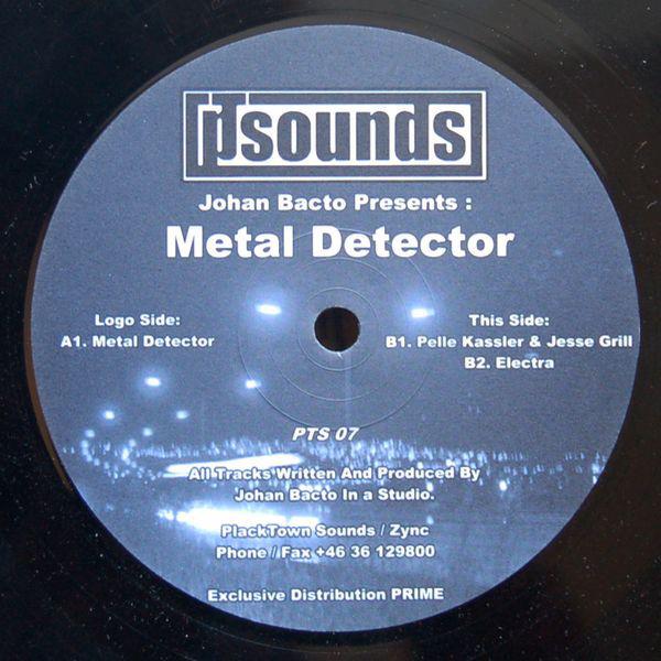 Johan Bacto – Metal Detector (Placktown Sounds)