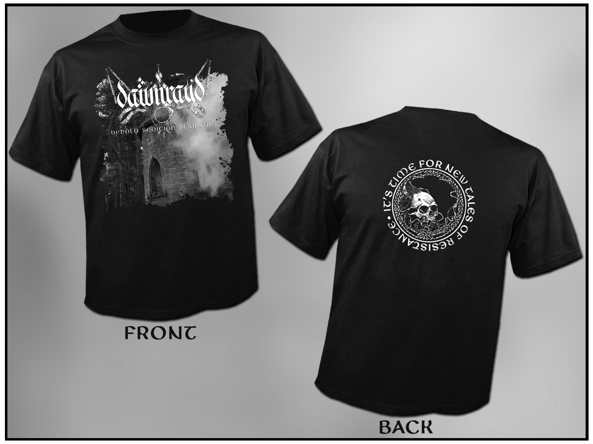 Behold Sedition Plainsong T-Shirt