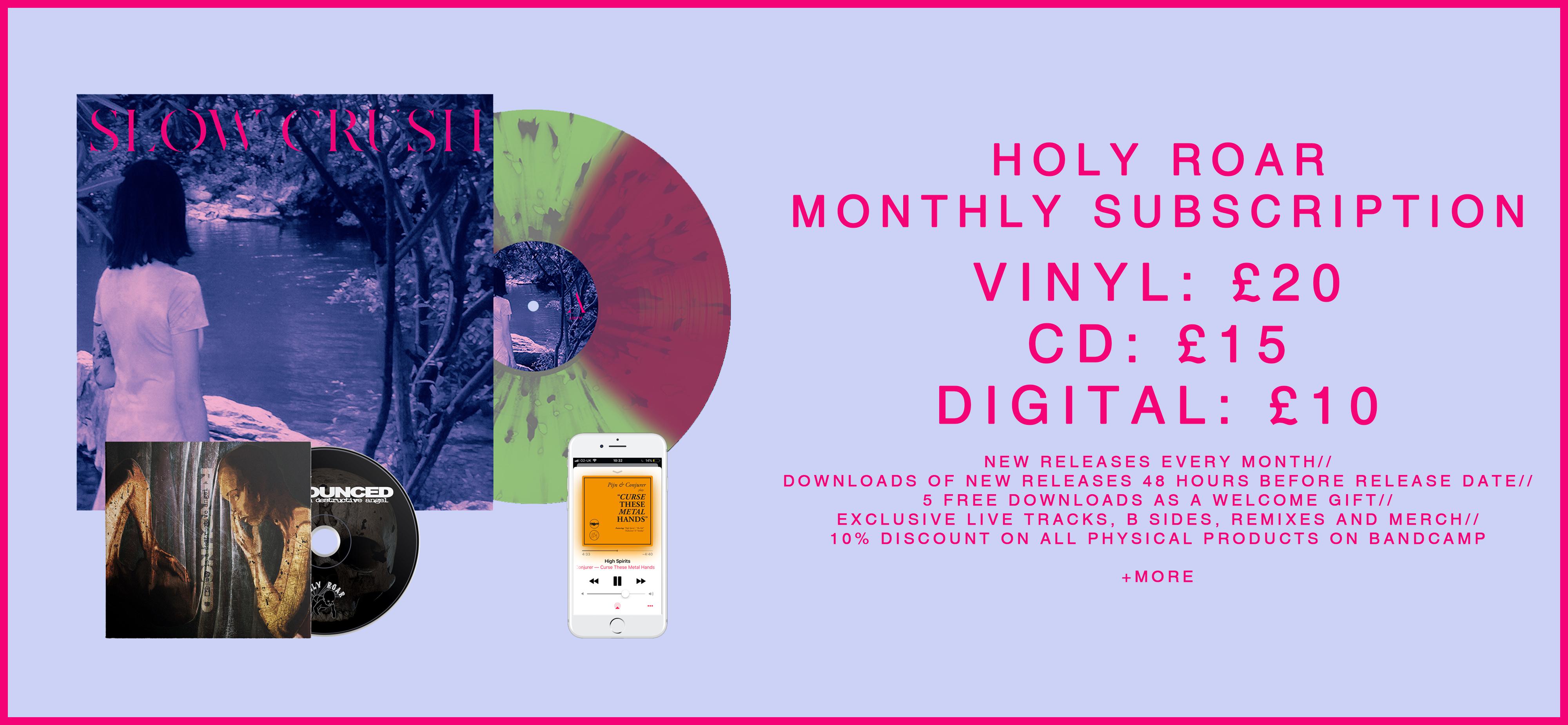 Holy Roar Records Ltd