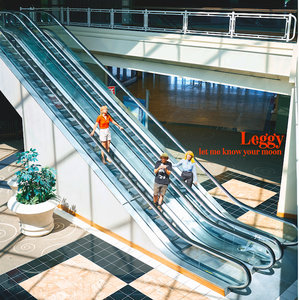 Leggy - Let Me Know Your Moon LP