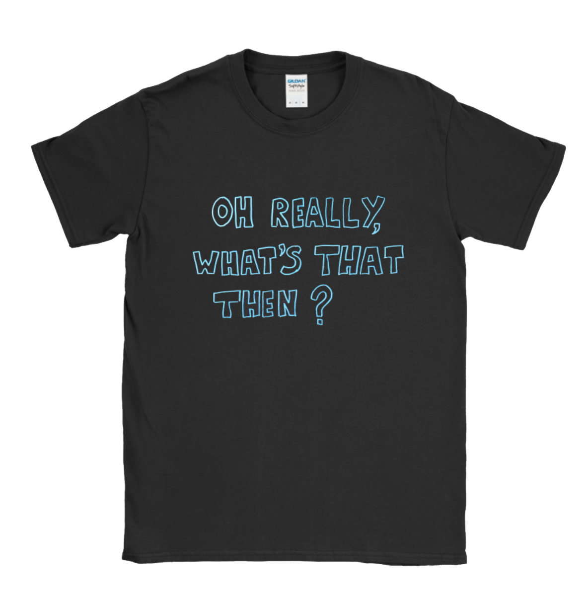 Jemma Freeman & The Cosmic Something - Oh Really, What's That Then? T-Shirt