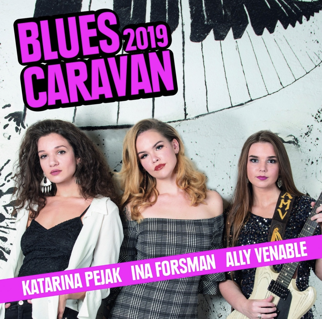Blues Caravan 2019 - CD+DVD