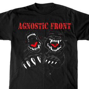 Agnostic Front 'Two Headed Dog' T-Shirt