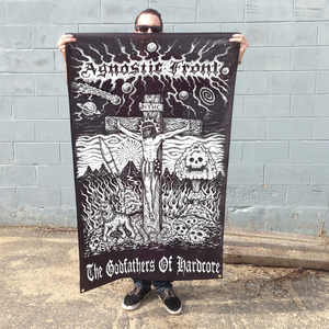 'The Godfathers Of Hardcore' Banner