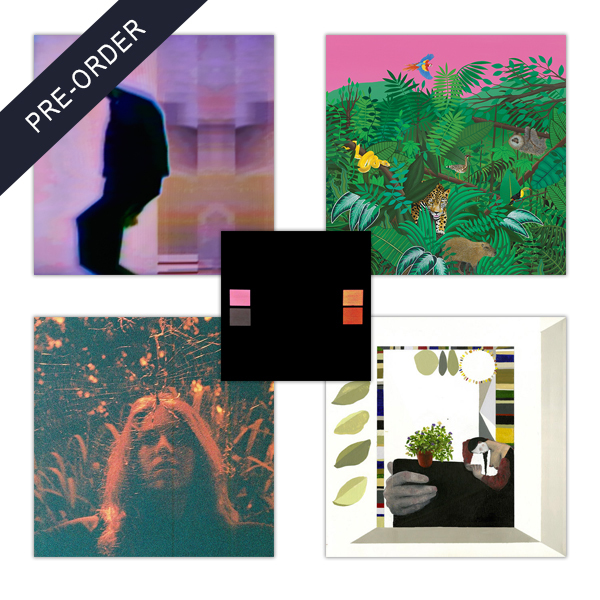 Turnover - Altogether, Good Nature, Peripheral Vision & Magnolia Bundle