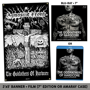 'The Godfathers Of Hardcore' Banner Package
