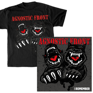 Agnostic Front 'I Remember' Package Deal