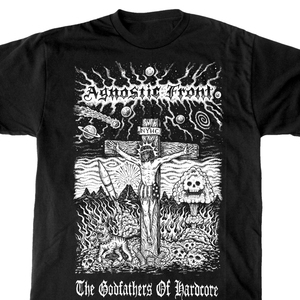 'The Godfathers Of Hardcore' T-Shirt