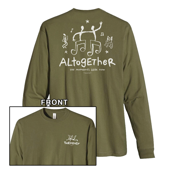 Turnover - Moment Long Sleeve Shirt