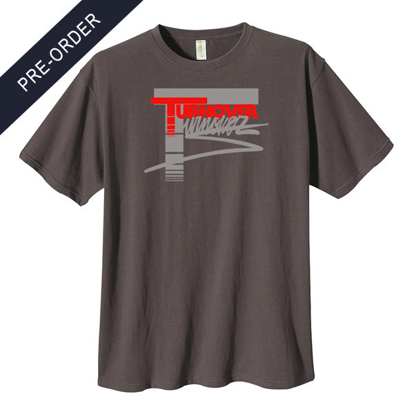 Turnover - Retro Logo Shirt