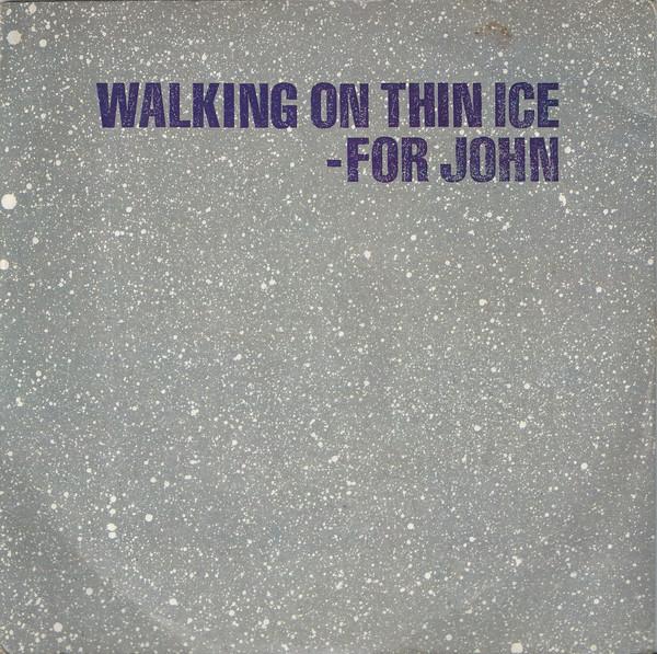 Yoko Ono – Walking On Thin Ice 7