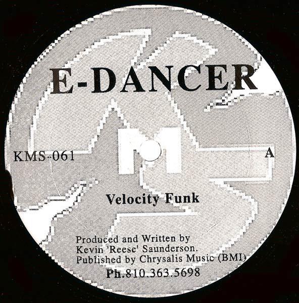 E-Dancer – Velocity Funk (KMS)
