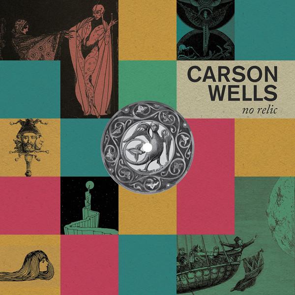 Carson Wells No Relic LP