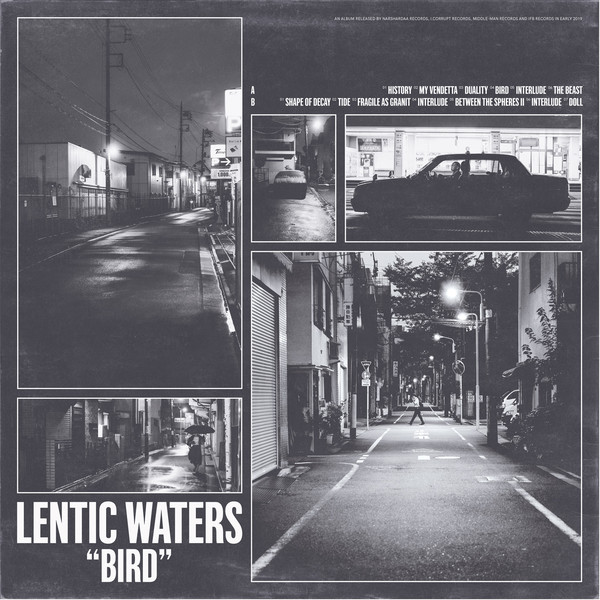 Lentic Waters ‎– Bird LP