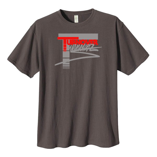 Turnover – Retro Logo Shirt