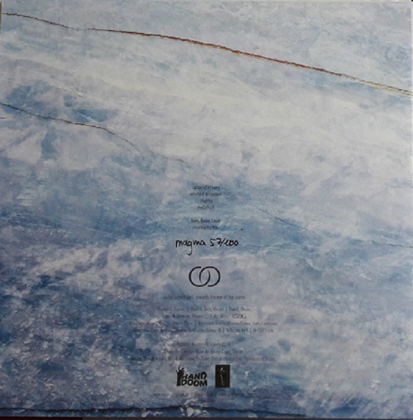 Codeia ‎– As He Turned Back Towards The Eye Of The Storm 2xLP