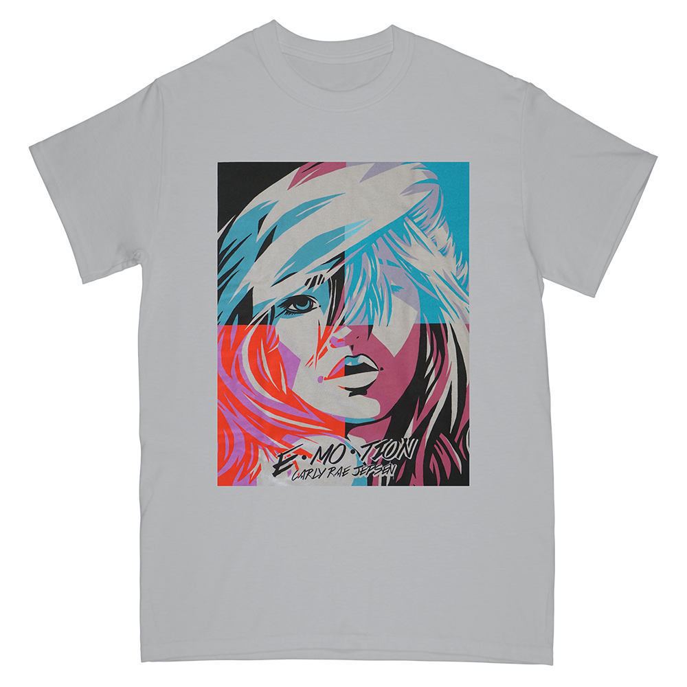 Pop Art Emotion tee