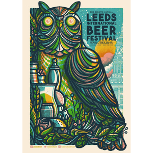 Leeds International Beer Festival 2019