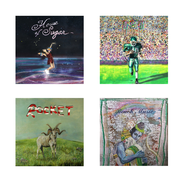 Alex G Bundle - House of Sugar & DSU & Beach Music & Rocket LP/CD/CS