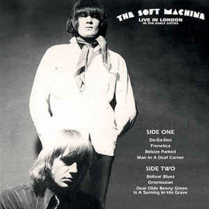 The Soft Machine - Live in London in the Early Sixties 12