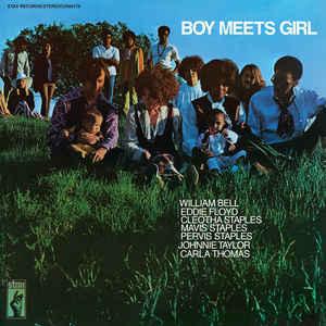 Boy Meets Girl - Various Artists 12