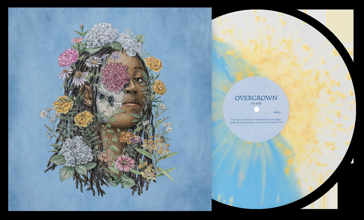 Overgrown Vinyl