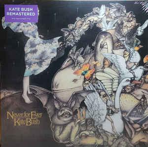 Kate Bush - Never For Ever 12