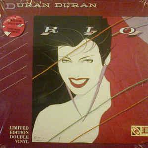 Duran Duran - Rio 12