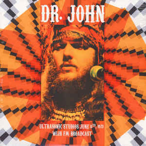 Dr. John - Live at Ultrasonic Studios June 11th, 1973 12