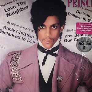 Prince - Controversy 12