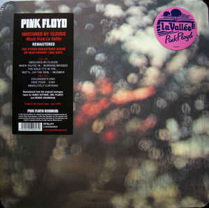Pink Floyd - Obscured By Clouds : Music From La Vallee 12