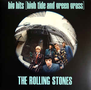 Rolling Stones - Big Hits : HIgh Tide and Green Grass 12
