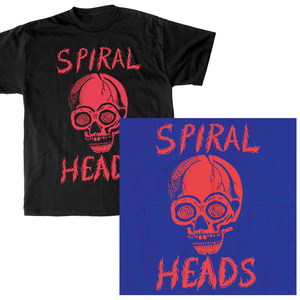 Spiral Heads 'S/T' Package Deal