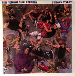 Red Hot Chili Peppers - Freaky Styley 12