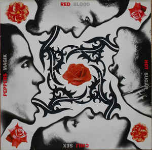 Red Hot Chili Peppers - Blood Sugar Sex Magik 12