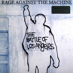 Rage Against The Machine - The Battle of Los Angeles 12