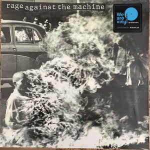 Rage Against The Machine - Rage Against The Machine 12