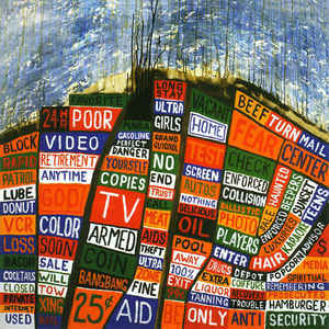 Radiohead - Hail to the Thief 12