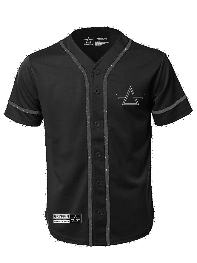 Galaxy Trim Black Jersey