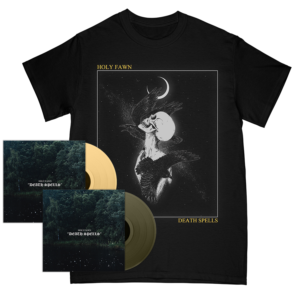 Death Spells + Shirt Bundle