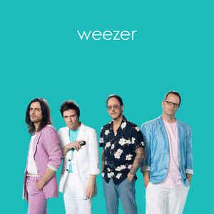 Weezer - Weezer ( Teal Albums) 12