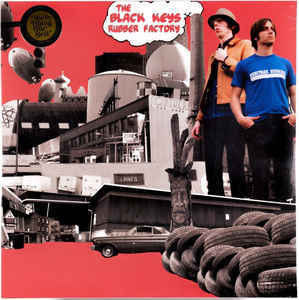 The Black Keys - Rubber Factory 12